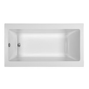 End Drain Freestanding Tub. End Drain 66 x 36 Soaking Tub Freestanding Wayfair  The Best 98 With Home Decor