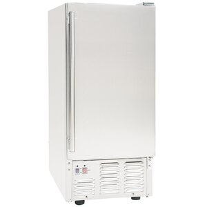 50 lb. Daily Production Freestanding Ice Maker