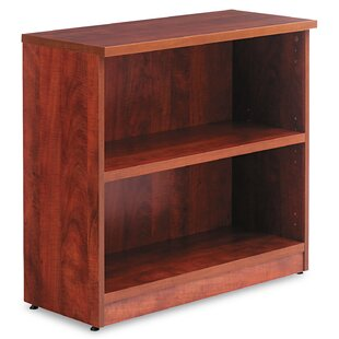 Belle Standard Bookcase by Red Barrel Studio Herry Up