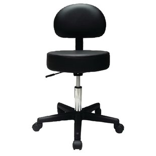 Adjustable Height Pneumatic Swivel Mobile Stool