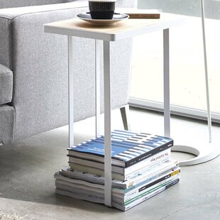 Price Check Espinal Magazine Rack and Table By Rebrilliant