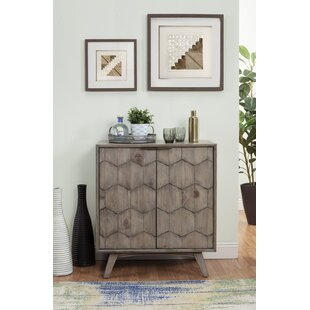 Lola Bar Cabinet by Modern Rustic Interiors