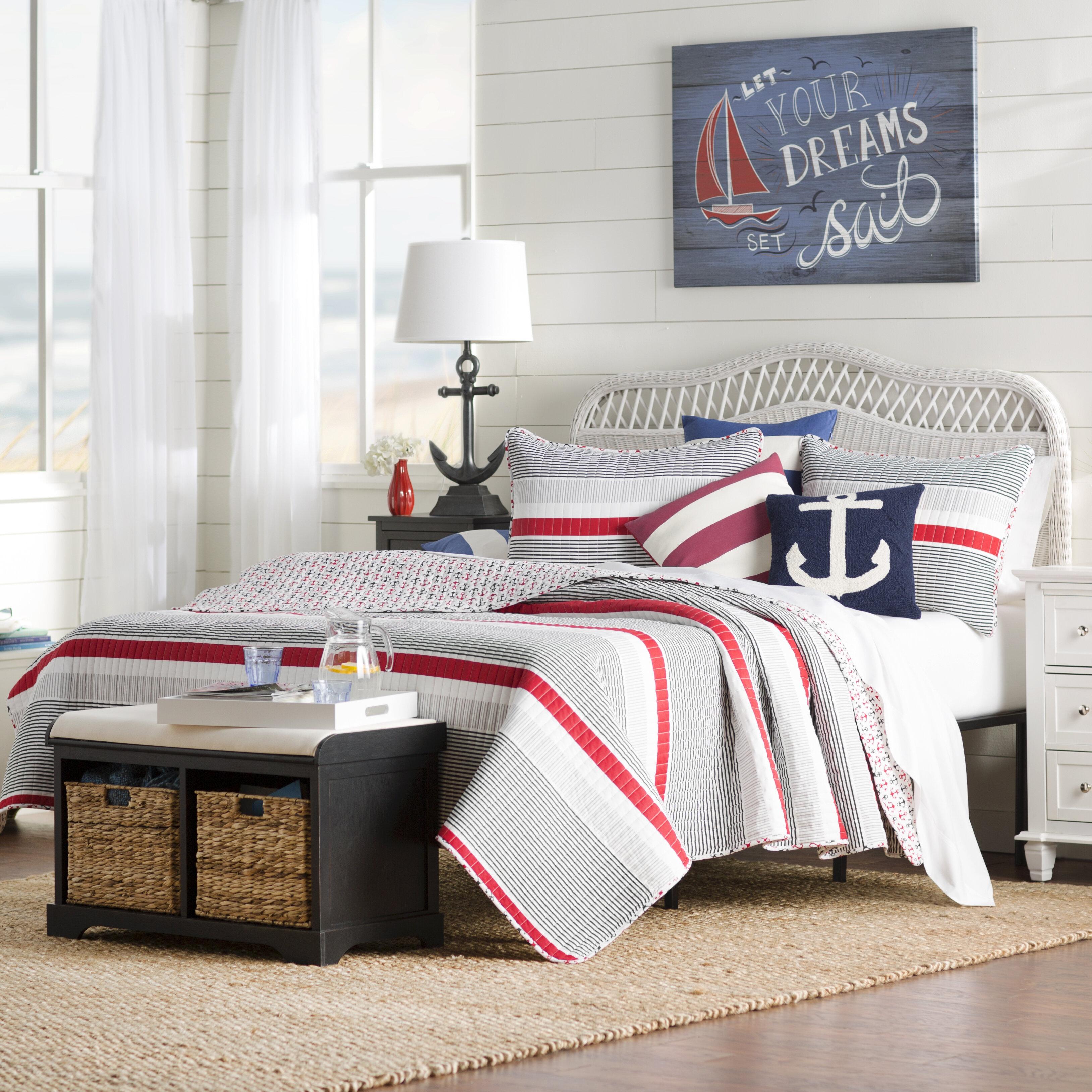 Seaside Bedroom Furniture Wayfaircom Wayfair Your Home