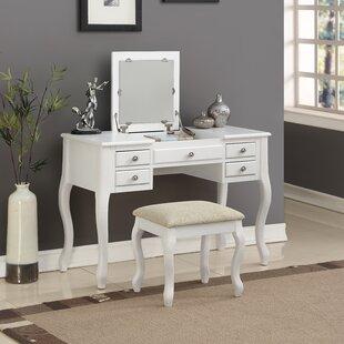 Merveilleux White Vanity Tables Youu0027ll Love | Wayfair