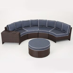 Bermuda 6 Piece Sectional Set with Cushions