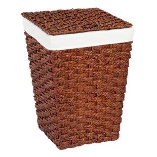 Creative Bath Chunky Weave Laundry Hamper