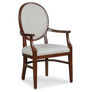 Hughes Upholstered Dining Chair by Fairfi..