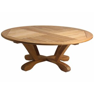 Lowery Classic Teak Coffee Table