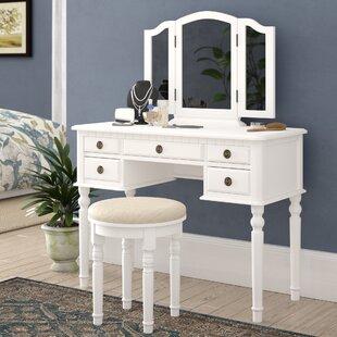 Falke Dressing Vanity Set ..