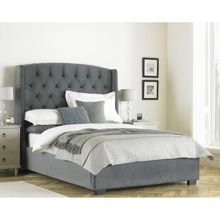 Compare Price Upholstered Bed Frame