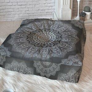 Emelina Square Floor Pillow