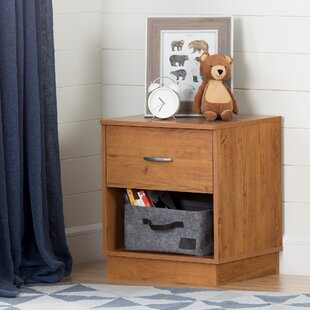 Find for Logik 1 Drawer Nightstand By South Shore