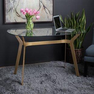 Archtech Modern Glass Writing Desk