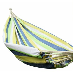 Adeco Trading Double Tree Hammock