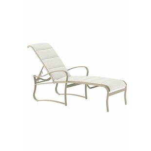 Tropitone Shoreline Reclining Chaise Lounge