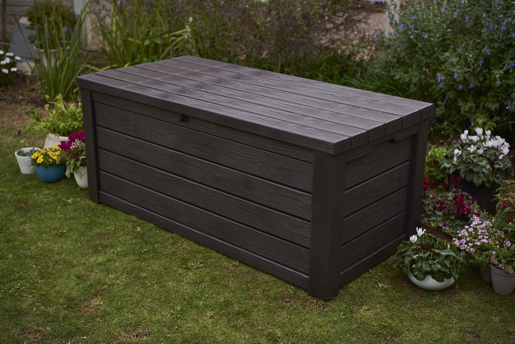 377b253e7623 Eastwood 150 Gallon Resin Deck Box