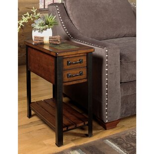 Compare & Buy End Table With Storage By Wildon Home ®