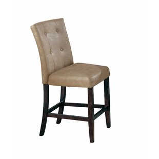 Lovely 24 Bar Stool (Set of 2) Red Barrel Studio