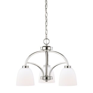 Orion 3-Light Semi Flush Mount by Three Posts