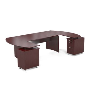 Napoli Series Desk Office Suite by Mayline Group Top Reviews