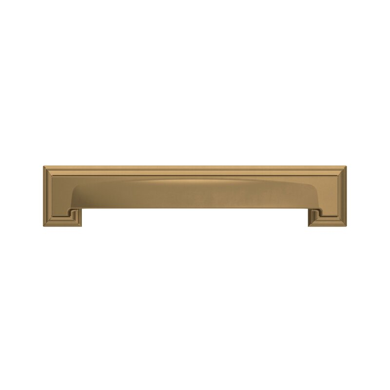 Amerock Appoint 5 1 16 Center To Center Bar Cup Pull Reviews Wayfair