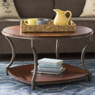 Clawson Coffee Table by Winston Porter
