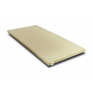 2cm Memory Foam Mattress Topper By Symple Stuff