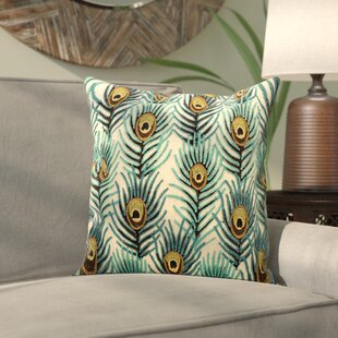 Sarahi Throw Pillow by Bungalow Rose