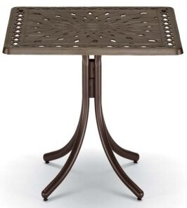 Look for Cast 36 inch  Square Balcony Table Affordable Price