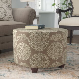 Looking for Denning Medallion Storage Ottoman By Ophelia & Co.