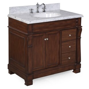 Reviews Westminster 36 Single Bathroom Vanity Set By Kitchen Bath Collection