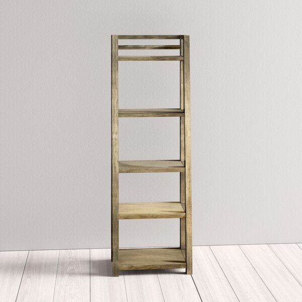 Windham Keeble Leaning Ladder Bookcase Reviews Allmodern
