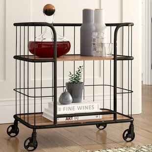Lorient  Bar Cart by Laurel Foundry Modern Farmhouse