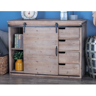 Jeanelle 1 Door Accent Cabinet by Gracie Oaks