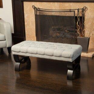 Winston Porter Thorne Upholstered Bench