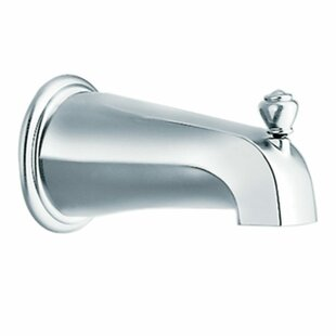 Best Reviews Monticello 6 Wall Mount Tub Spout ByMoen