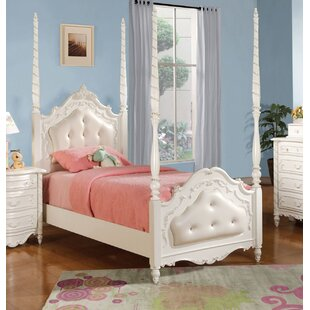 Eckenrode Four Poster Bed