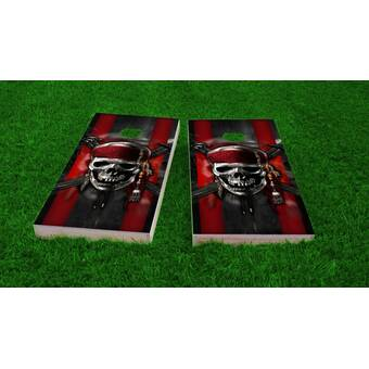 Custom Cornhole Boards CCB965-C Marvel Comics Cornhole Boards