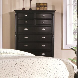 Canora Grey Ardnaglass 9 Drawer Chest