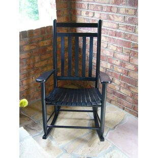 Dixie Seating Company Rocking Chair