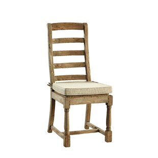 Solid Wood Dining Chair (Set of 2) by Fur..