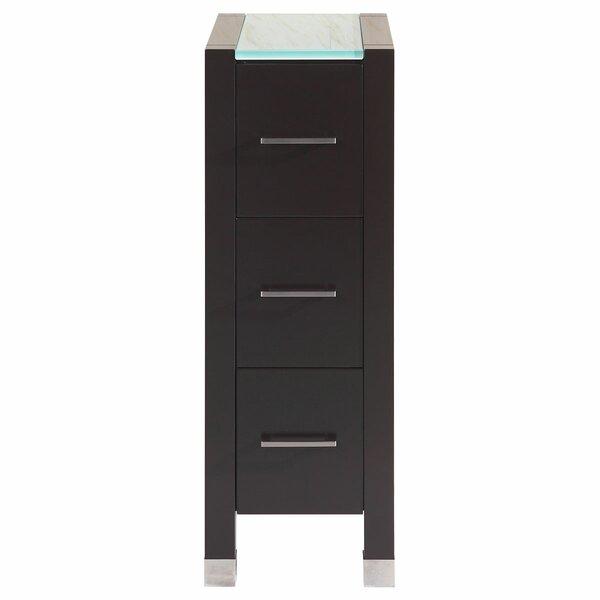 12 Inch Wide Linen Cabinet Wayfair