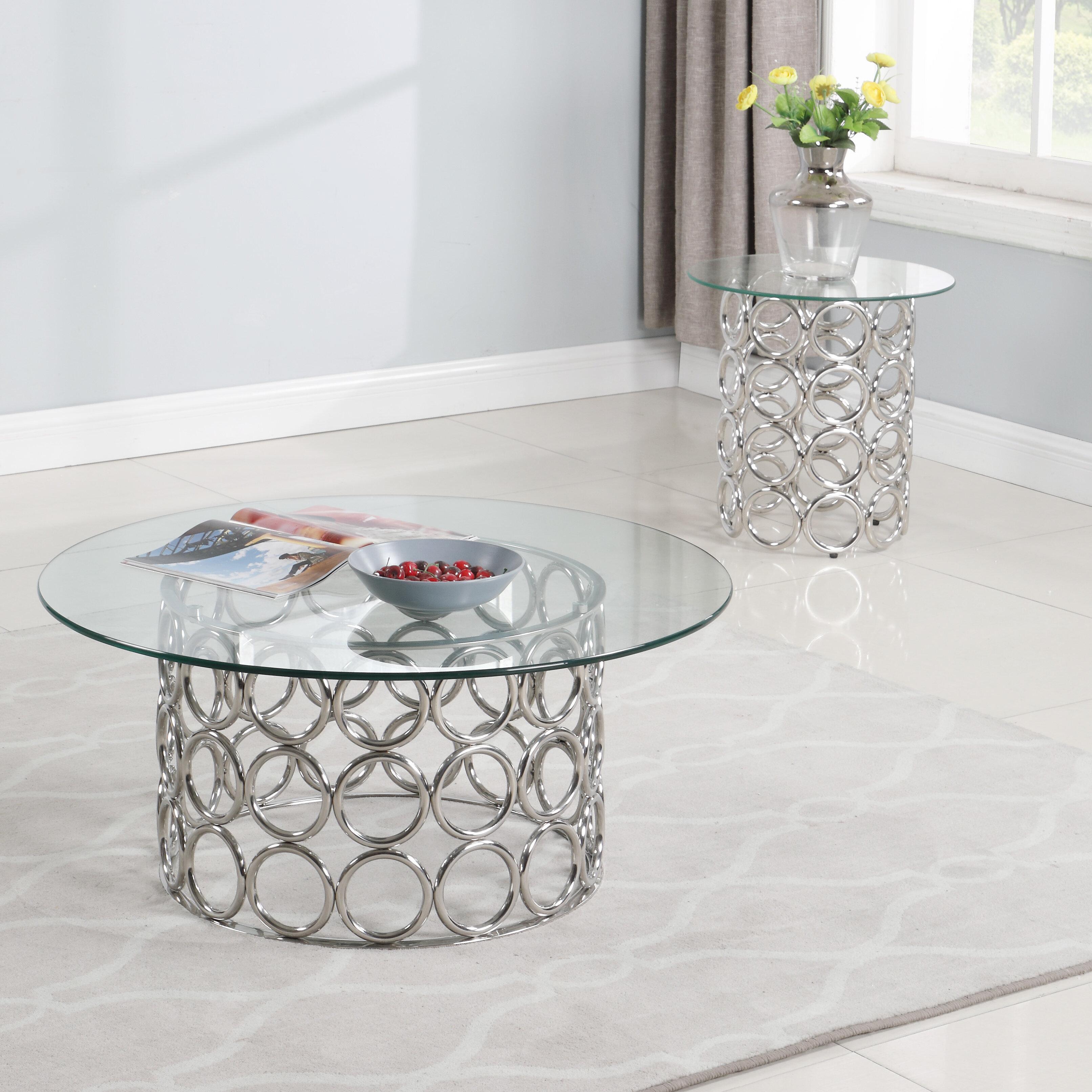 - Mercer41 Marysville 2 Piece Coffee Table Set Wayfair