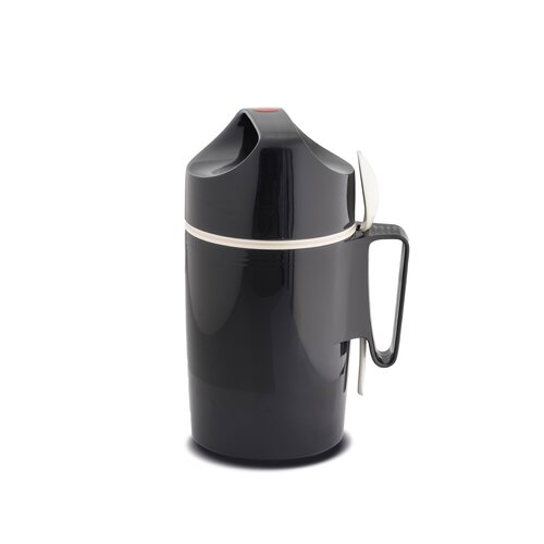 Isolier-Speisegefäß Rotpunkt Farbe: Schiefergrau | Küche und Esszimmer > Aufbewahrung | Rotpunkt