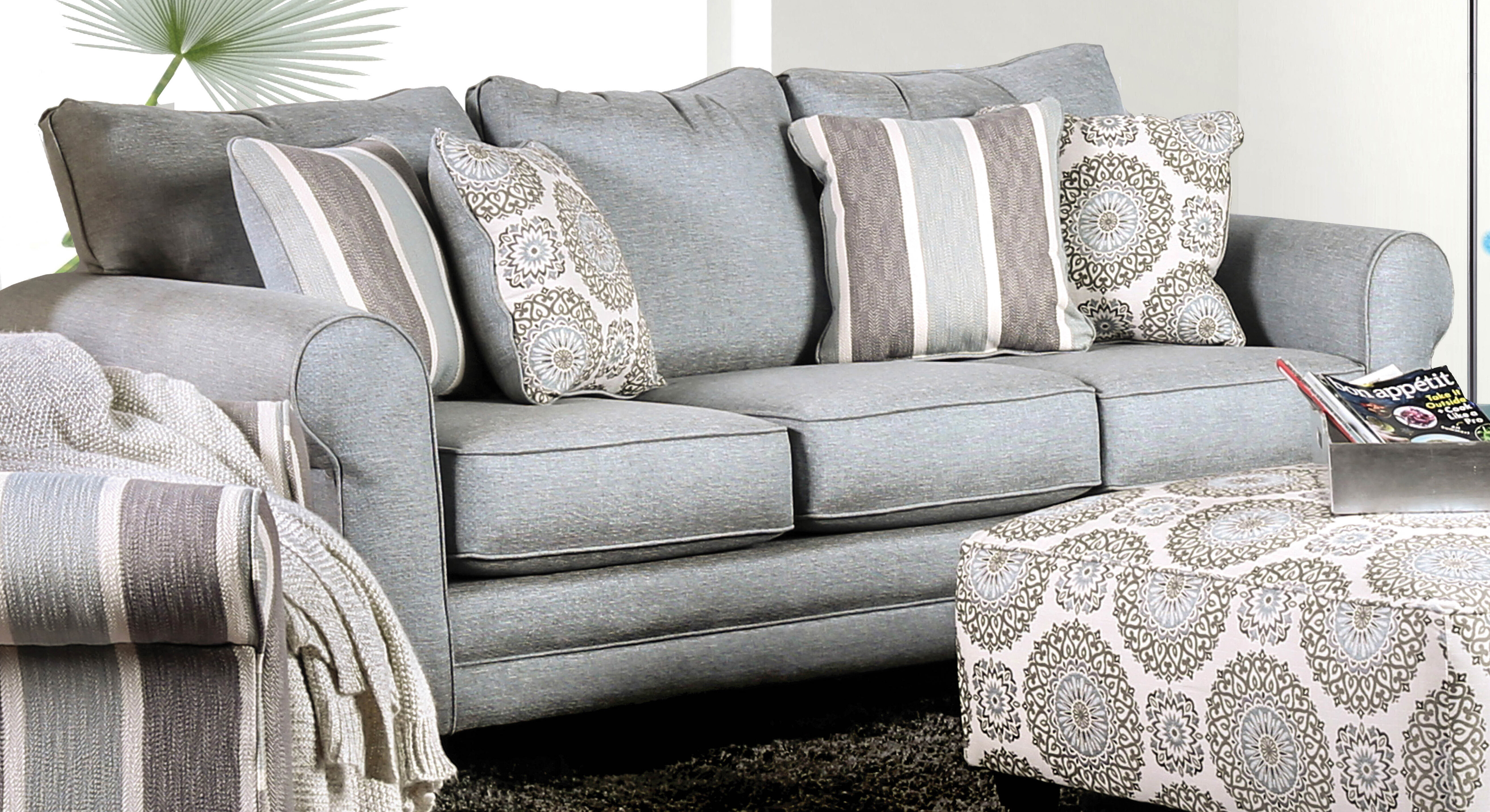 darby home co banas 88 rolled arm sofa drbh6989