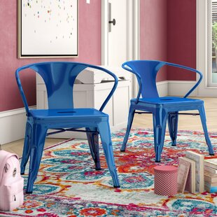 Eich Kids Chair (Set of 2) by Harriet Bee