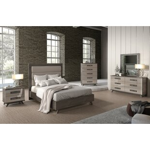 Brayden Studio Jeterson Panel Configurable Bedroom Set