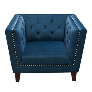 Grand Armchair by Diamond Sofa