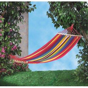 Derry Stripes Single Tree Hammock by Bay Isle Home 2019 Sale