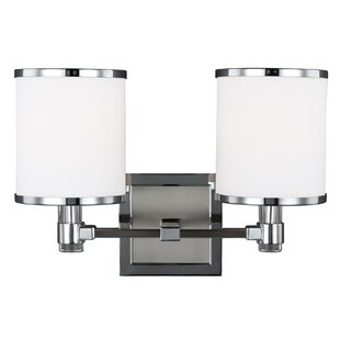 Gladys 2-Light Bath Vanity Light